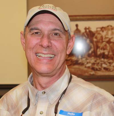 Jimmy Harris owns  Unicoi Outfitters in Helen, Georgia.