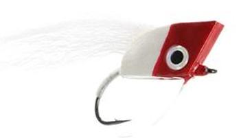 Flathead. Saltwater Fly Tyers image.
