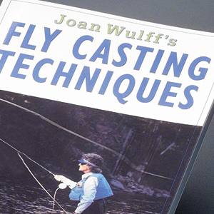 Joan Wulff's books and casting schools have taught thousands a better way to fly fish.