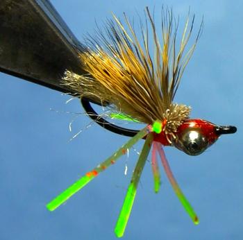 Bonefish Bitters. Image Fly Tyer Magazine.