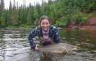 News: Atlantic salmon river notes from the north