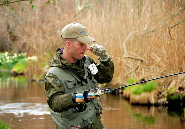 News: Project Healing Waters Fly Fishing helps disabled vets cope