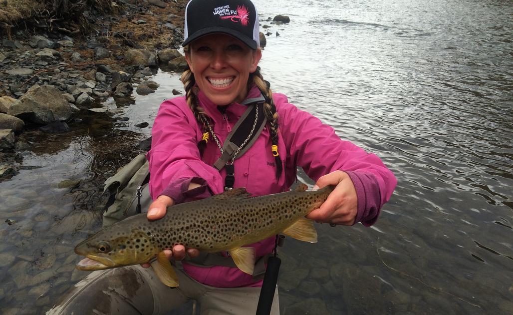 Fly Girl Q&A: Heather Hodson