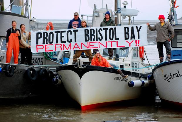 News: Don't fall asleep on Bristol Bay. Darth never sleeps