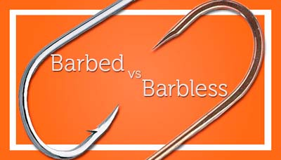 how to make barbless hooks