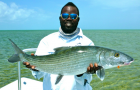News: Top Bahamas lodge adds talented Meko Glinton to guide staff