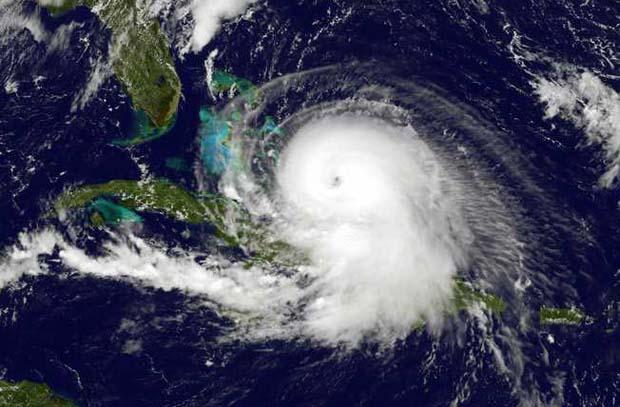 The Bahamas: Joaquin ravaged Acklins, Crooked Island, Long Island and San Salvador