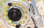 Gear Review: Aspen Reels 450 Large Arbor fly reel