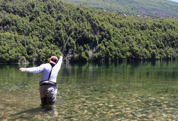 Fly Fishing: Cast 200-feet with a single-handed rod?