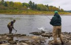 News: Atlantic Salmon Federation's winners of live release photo contest