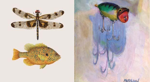 News: Fishing art show in Mechanicsburg, PA – this Friday and Saturday