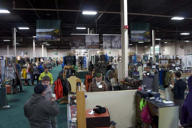 Reminder: The Fly Fishing Show, this weekend Pleasanton, CA