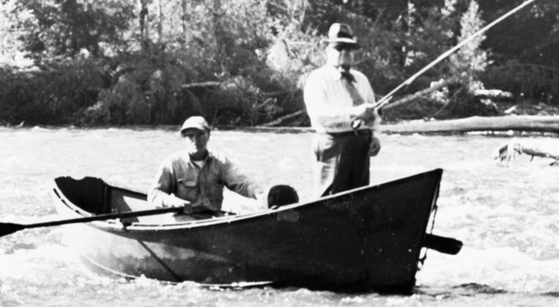 Of Interest: Recognizing Presidents Day via our past Anglers-in-Chief