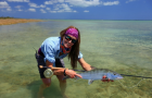 Fly Tying: A simple to tie bonefish fly with good creds – The Squimp