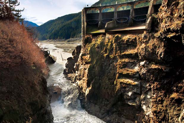 """Damn Dams: The Elwha made whole again. """"The salmon will come"""""""