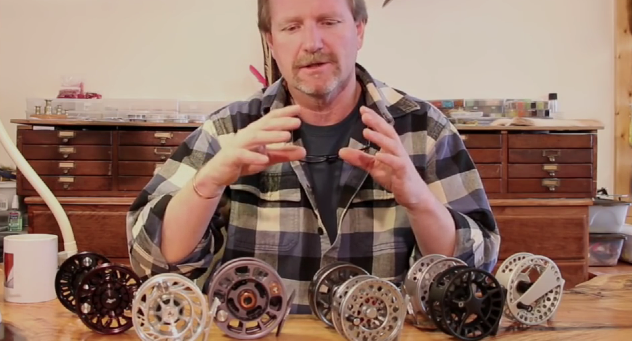 Video: Kelly Galloup on choosing the right reel…