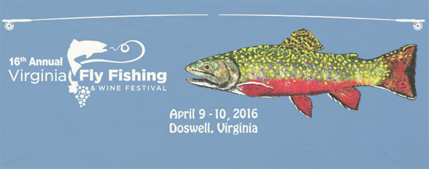 Reminder this weekend fly fishing comes to va in a big for Eastern fly fishing magazine