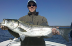 Conservation: ASMFC striped bass advisors to discuss opening EEZ on April 21