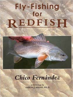 Probably the best game fish for shallow water angling is a redfish. Chico knows more about what a redfish will do than a redfish. Book at Amazon.