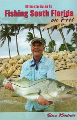 "Steve's book is referred to as the ""bible"" of South Florida fishing afoot. Book available at Amazon."