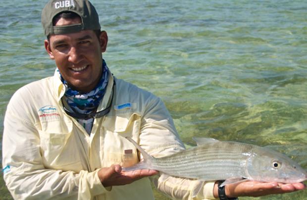 Destinations: Aventura de la pesca de mosca en Cuba con Orvis