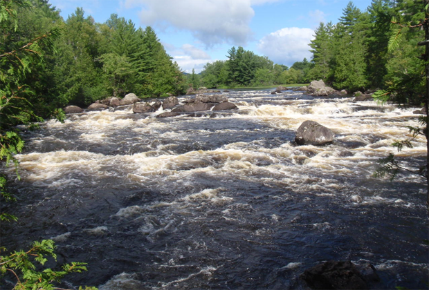 Conservation: NOAA restoration plan for the Penobscot River Watershed is huge