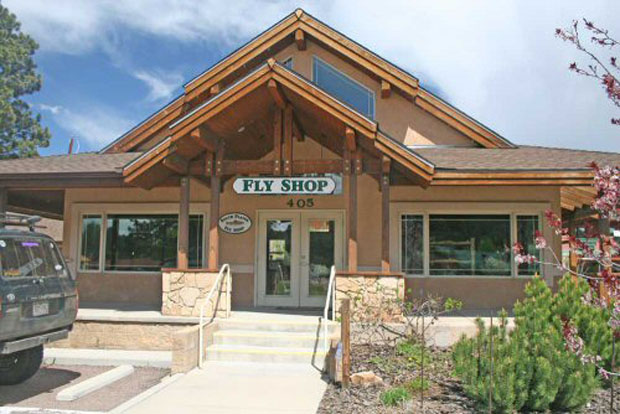 Opinion: Big box stores are nice, but make mine a local fly shop