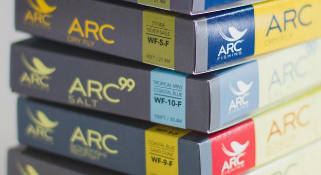 Review: ARC 99 Salt floating fly line