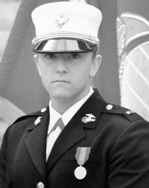 Captain Kim Smith, USMC.