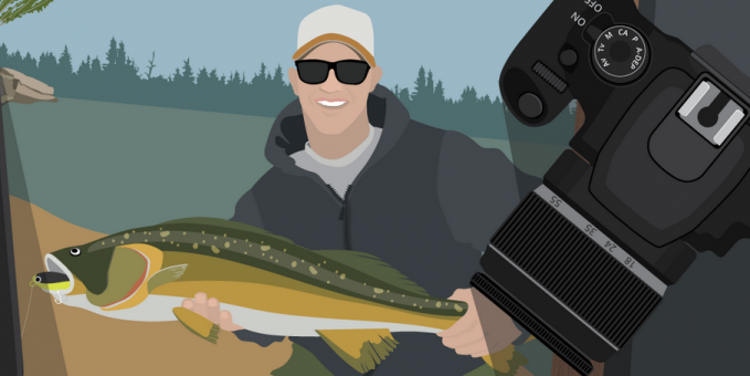 Tips and Tactics: Fishing for the perfect photo