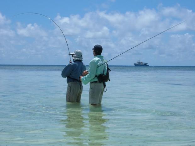 Bonefish & Tarpon Trust: The Bahamas flats regs . . . a sigh of relief