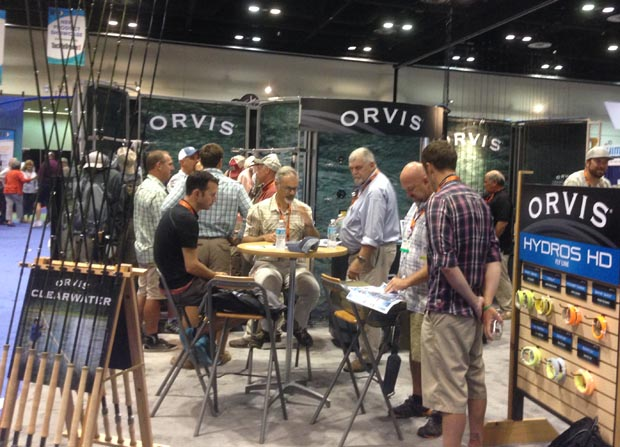 Reminder: International Fly Tackle Dealer Show starts 7/13/16