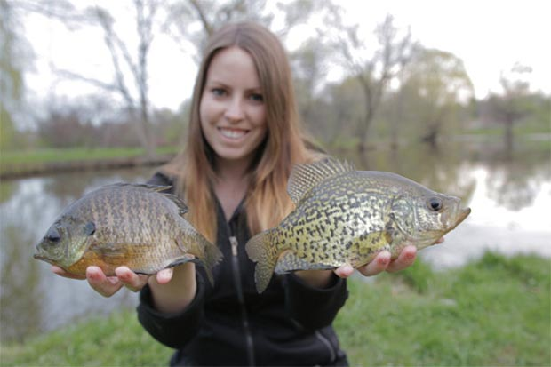 Book Review: Fly fishing for crappie, the game fish for all seasons