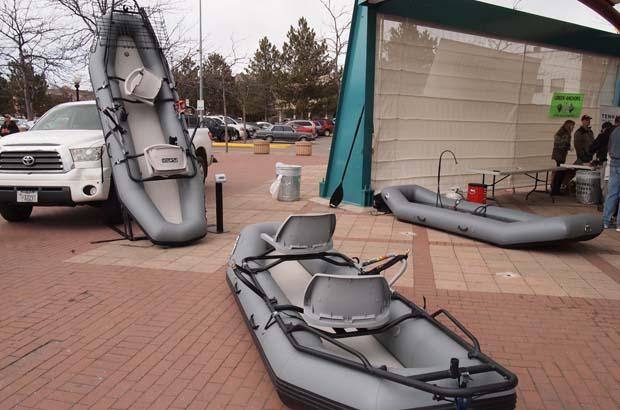 Smithfly big shoal raft fly life magazine for Best fly fishing raft