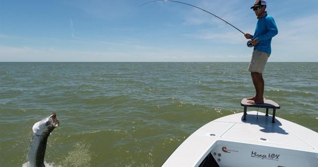 BTT: Maverick Boat Group sponsors tarpon acoustic tagging program