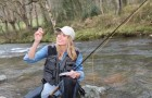 Fly Fishing School: Not so fast gentlemen, its ladies only, again, in NC