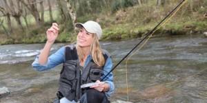 Fly Fishing School: Not so fast gentlemen, its ladies only, again, in NC