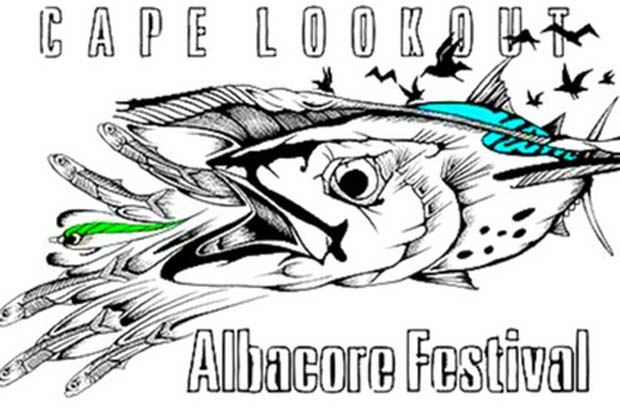 Reminder: NC Cape Lookout Albacore Festival the 20th