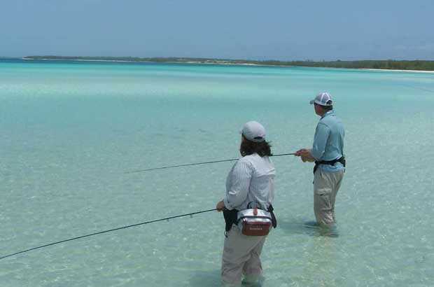 Video: Shoelaces? Fly Fishing. Are you kidding me?