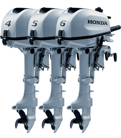 Boating small honda outboards get redesign aids for New honda boat motors