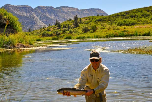 Of Interest: A mountain stream, leased water, fly fishing and good writing