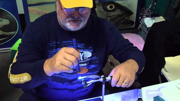 Bob Popovics, one of the most innovative fly tyers, will be at the Somerset symposium.