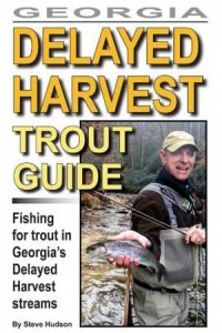 Although Steve's book concentrates on Georgia, the fly pattern tips and tactics to employ fly fishing any of the South's Appalachians is a must read.