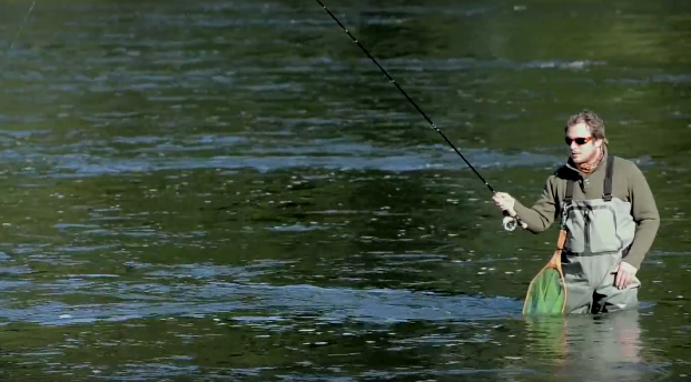 Deerfield river tu to measure economic impact of fly for Deerfield river fly fishing