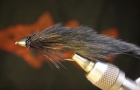 At The Vise: Conehead Black Deer Hair Sculpin