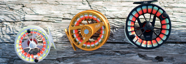 The third generation Rise Reel from Redington is a beautiful workhorse.