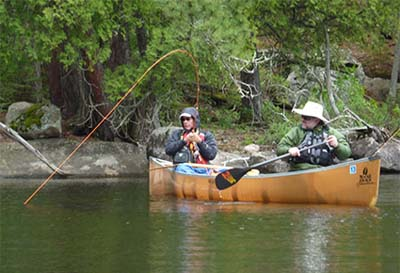 Conservation boundary waters mining leases denied fly for Boundary waters fishing