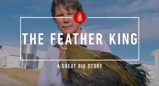 Video: Tom Whiting is the Feather King