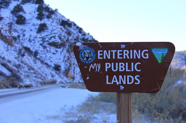 Law enforcement, sportsmen stand up or safe Public Lands