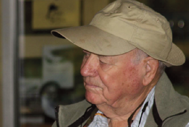 Lefty Kreh on keeping it simple and traveling armed